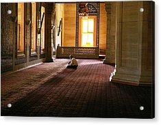 A Time For Prayer Acrylic Print by Don Prioleau