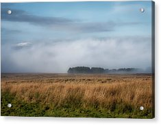 Acrylic Print featuring the photograph A Touch Of Snow by Jeremy Lavender Photography