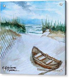 A Trip To The Beach Acrylic Print