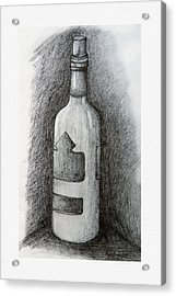 A Very Good Year Acrylic Print by Ryan Salo