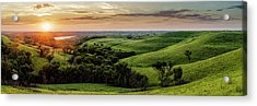 A View From A Favorite Spot Acrylic Print