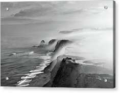 Acrylic Print featuring the photograph A View Of Gods by Jorge Maia