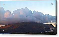 A View To Live For Acrylic Print