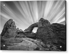 A Window To The Sky Acrylic Print