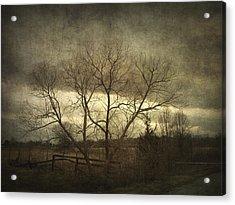 A Wyeth Landscape Acrylic Print