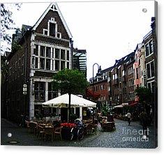 Aachen Acrylic Print
