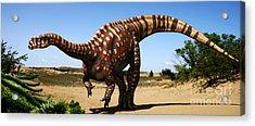 Aardonyx Acrylic Print