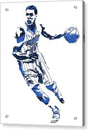 Aaron Gordon Orlando Magic Pixel Art 1 Acrylic Print