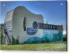 Abandon Country Music Museum Acrylic Print