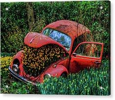 Abandon Acrylic Print