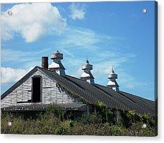 Abandoned Barn 1 Acrylic Print