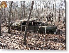 Abandoned Car 6 Acrylic Print