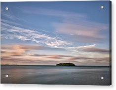 Acrylic Print featuring the photograph Abandoned Key by Jon Glaser