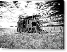 Abandoned Long Beach Island Shack Acrylic Print