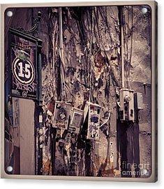 Abandoned Puerto Rico Acrylic Print