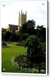 Abbey Gardens Acrylic Print