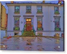 Abbey Road Recording Studios Acrylic Print