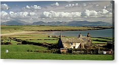 Aberffraw Isle Of Anglesey Acrylic Print