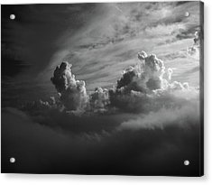 Above Earth 4 Acrylic Print