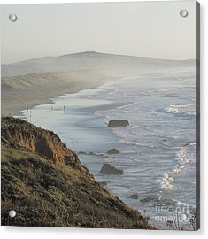 Looking Toward San Francisco Acrylic Print