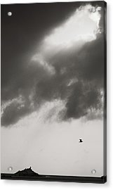 Above The Sea Acrylic Print
