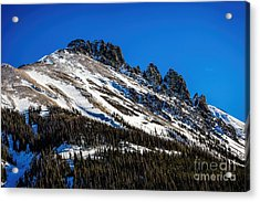 Above Timberline Acrylic Print