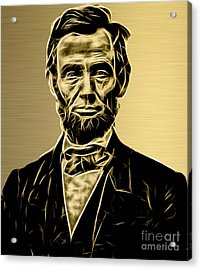 Abraham Lincoln Collection Acrylic Print