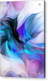 Abstract 012513 Acrylic Print