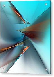 Abstract 040411 Acrylic Print