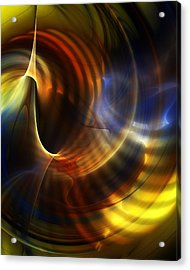 Abstract 040511 Acrylic Print