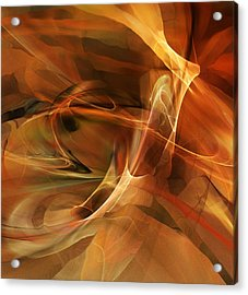 Abstract 060812a Acrylic Print