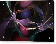 Abstract 062310 Acrylic Print
