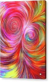 Abstract 072817 Acrylic Print