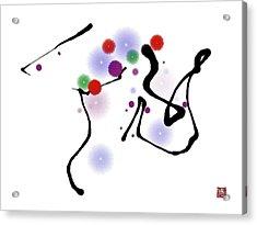 Abstract 1 Acrylic Print