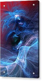 Abstract 111610 Acrylic Print
