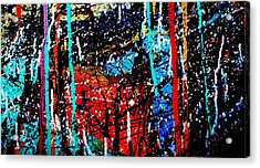 Abstract 12 Acrylic Print