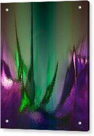 Abstract 2 Acrylic Print by Gerlinde Keating - Galleria GK Keating Associates Inc