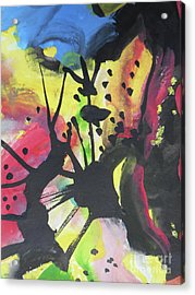 Abstract-2 Acrylic Print