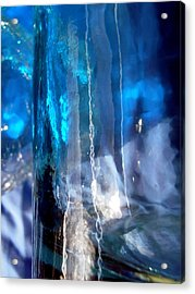 Abstract 2014 Acrylic Print by Stephanie Moore