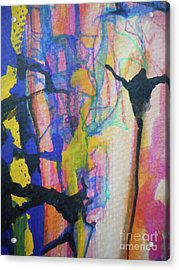 Abstract-3 Acrylic Print