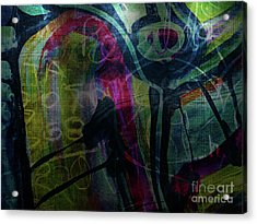Abstract-30 Acrylic Print