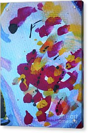Abstract-6 Acrylic Print
