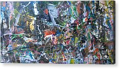 Abstract #69 - Revised Acrylic Print