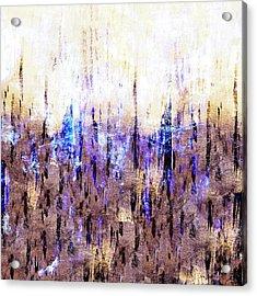 Abstract 9,16d Acrylic Print