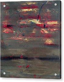 Abstract America   Acrylic Print by Antonio Ortiz