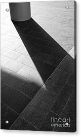 Abstract Architectural Shadows Acrylic Print by Emilio Lovisa