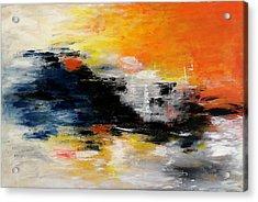 Abstract-art Acrylic Print