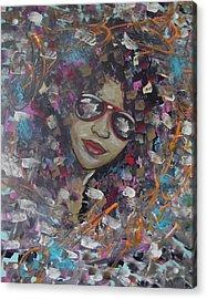 Abstract Beauty Acrylic Print