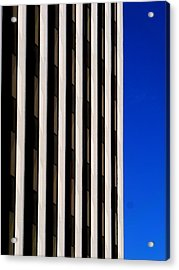 Abstract Building 2011 Acrylic Print