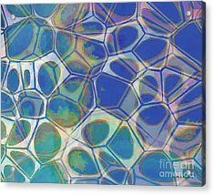 Abstract Cells 5 Acrylic Print
